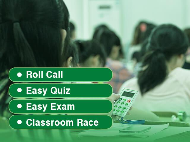 classroom clickers